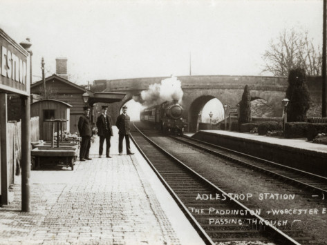 100 years of 'Adlestrop'