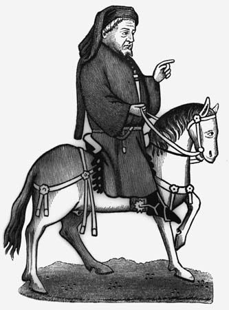 Chaucer in New Cross Gate